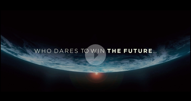 Who dares to win the future video poster image